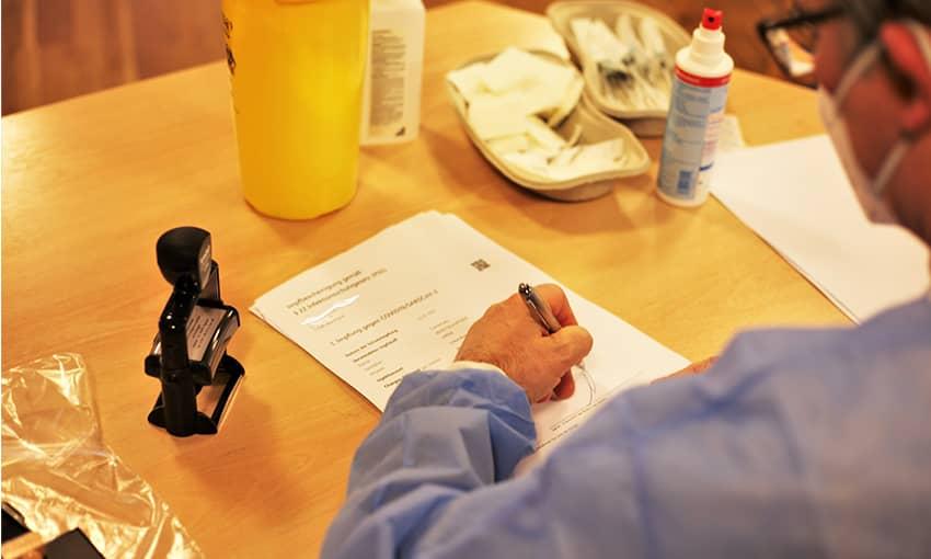 Impfung Covid 19 Graf Pückler Heim